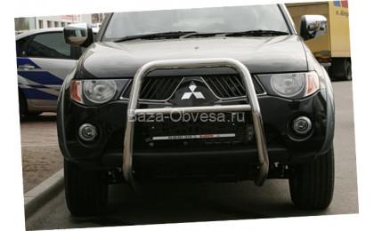 Передняя решетка  для Mitsubishi L200 Triton