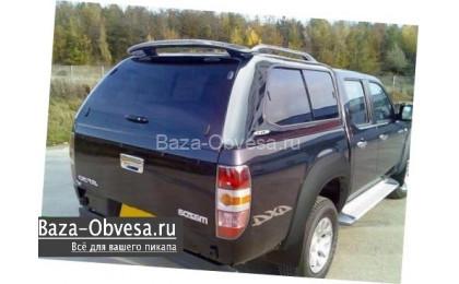 """Кунг из стекловолокна """"SJS"""" на Mazda BT-50 с 2006 до 2011. выпуска"""