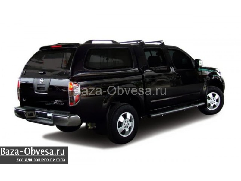 "Кунг S1 Standard из стекловолокна ""Lupotop"" на Nissan NP300"