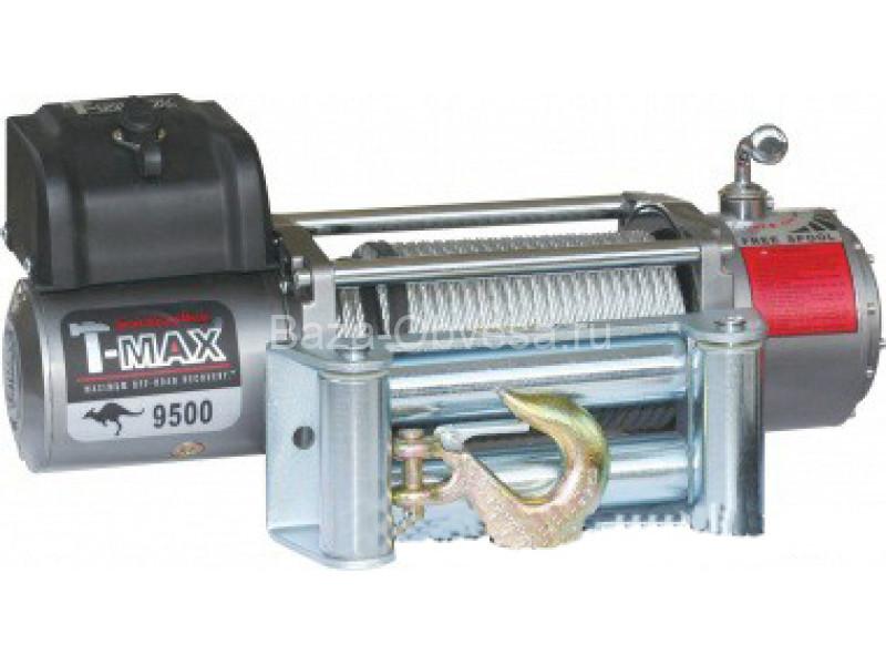 ЛЕБЕДКА T-MAX EW-9500 OFF-ROAD IMPROVED 12В