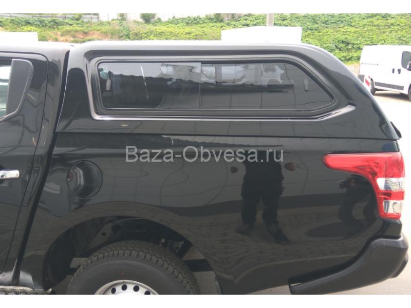 "Кунг из ABS пластика ""Aeroklas"" на Fiat Fullback с 2015г. выпуска"