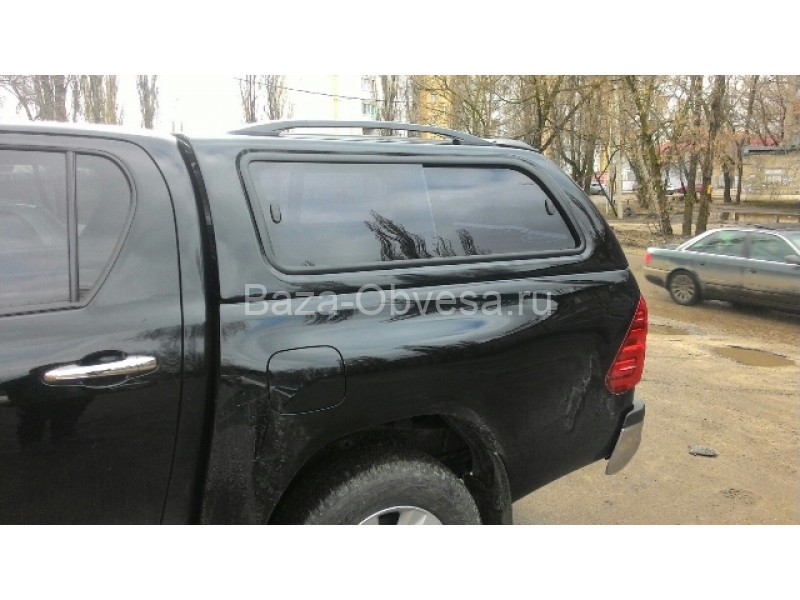 "Кунг S560 ""Carryboy"" на Toyota Hilux с 2015г. выпуска"