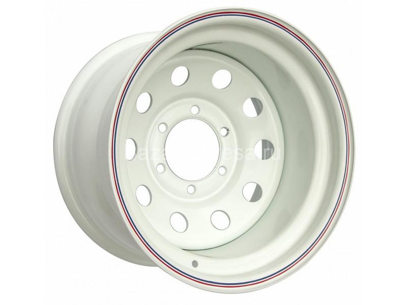 Купить диск стальной белый
