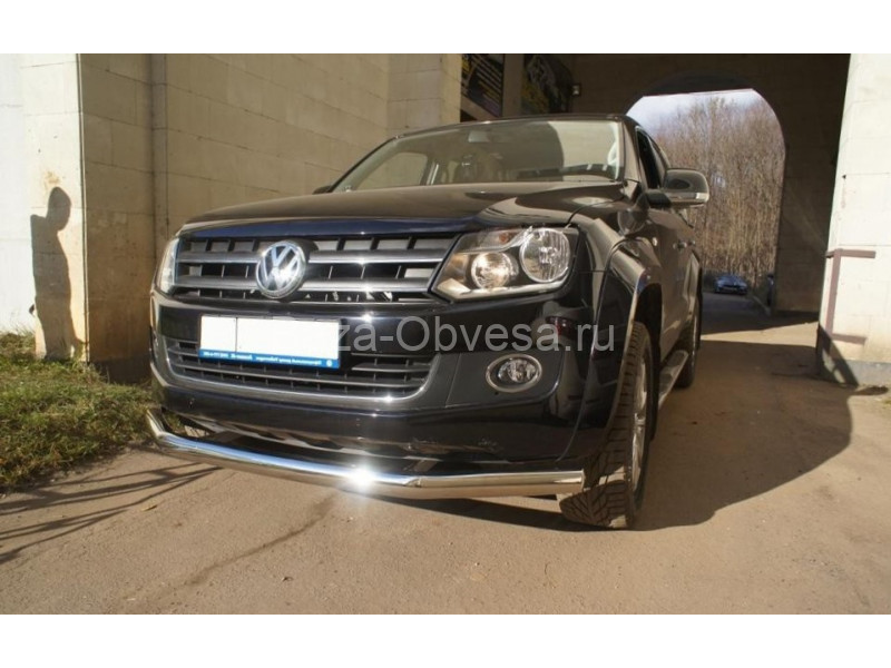 Защита переднего бампера Tetri для Volkswagen