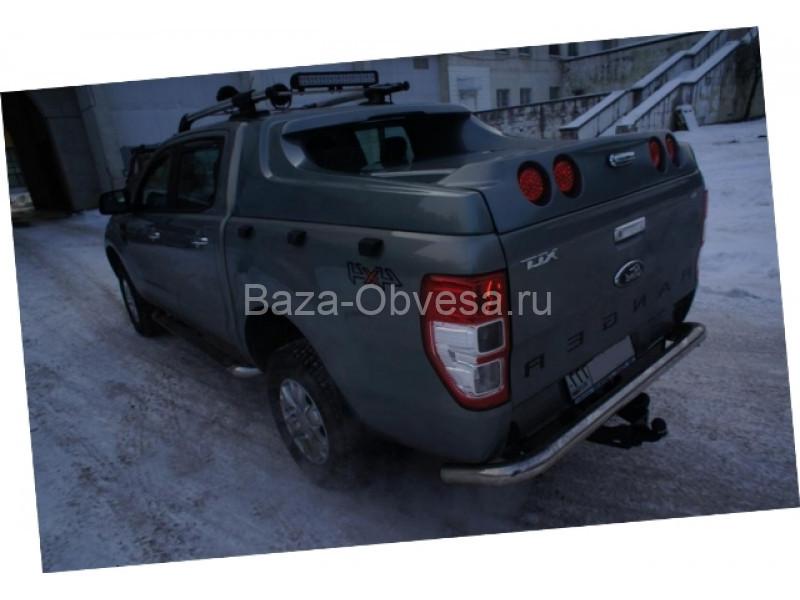 """Крышка Grandbox VIP """"Doga Fiber"""" на Ford Ranger с 2012г. выпуска"""